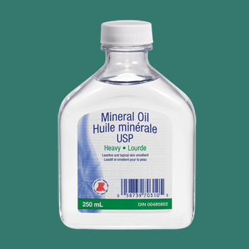 Mineral Oil Heavy 250mL